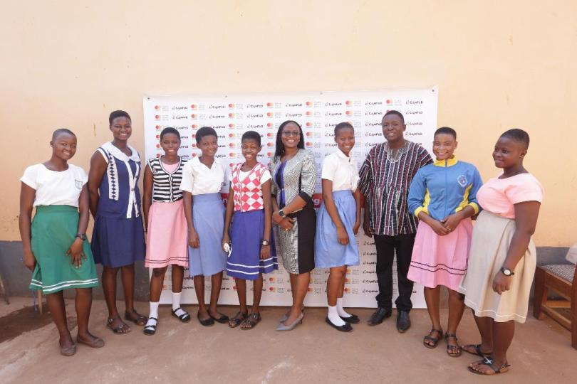 The Mastercard Foundation supports CAMFED to launch e-learning assets