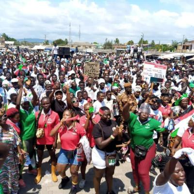 NDC Professional Forum asks Government to develop the country