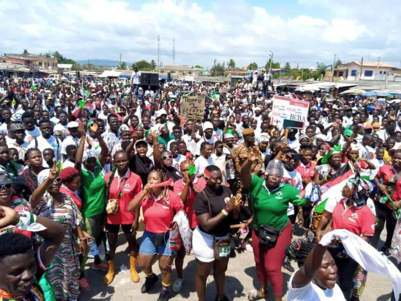 Effutu NDC officially launch 2020 campaign