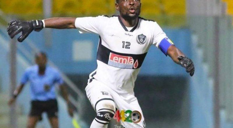 Fatau Dauda replaces suspended Ofori for Sudan clash