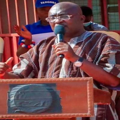 Vice President donates to maintain Minor Basilica in Navrongo
