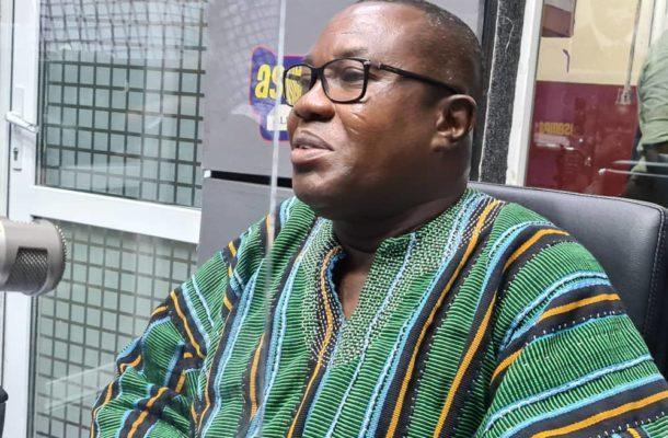 AKufo-Addo has neglected Ashanti Region - Samuel Ofosu Ampofo