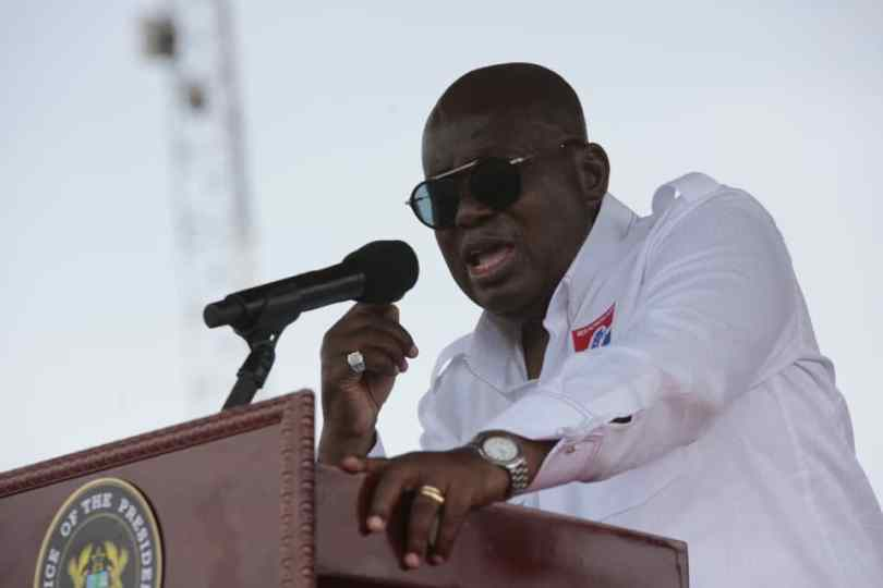 President Akufo-Addo deserves another term to protect policies
