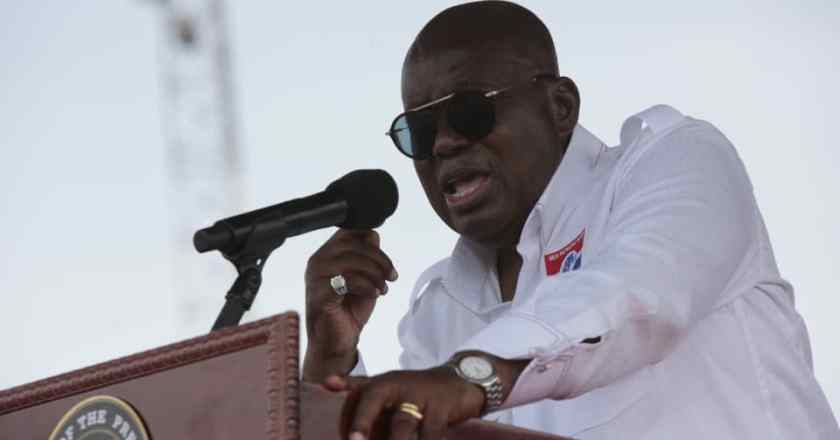 I'll have your interests at heart' – Akufo-Addo assures persons who voted against him