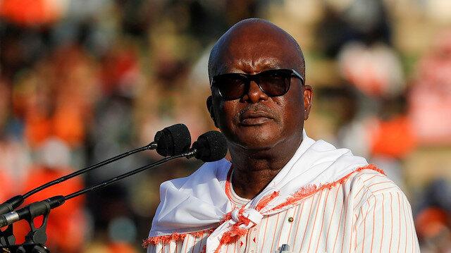 Roch Kabore wins 2nd term as Burkina Faso president