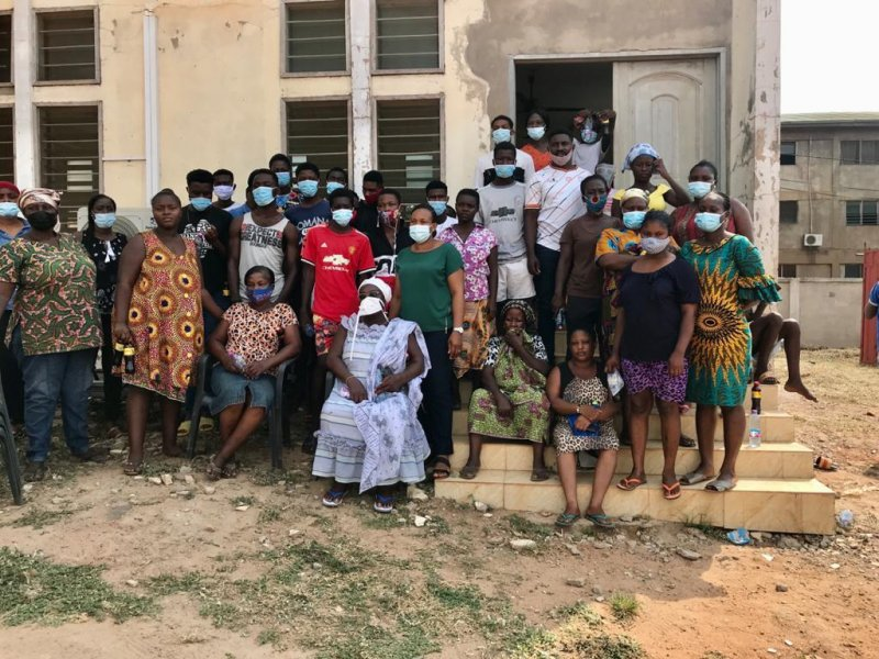Tema East holds workshop to curb streetism