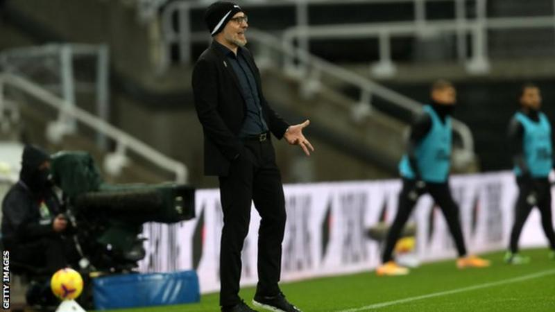 Slaven Bilic: West Brom manager sacked after 18 months in charge