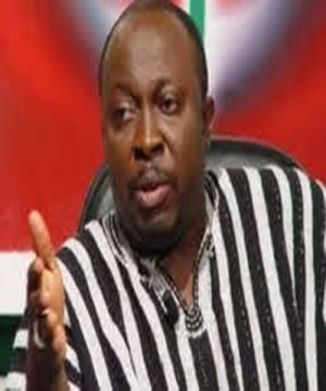Techiman South: NDC Can't Sue EC Without Evidence - Baba Jamal