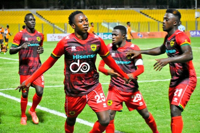 Kotoko striker Osman Ibrahim a doubt for Great Olympics game