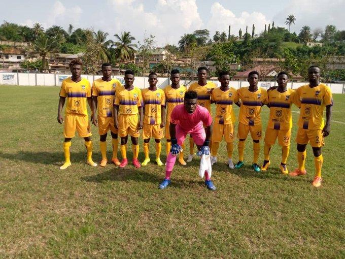 Medeama SC lock horns with Asante Kotoko in Tarkwa