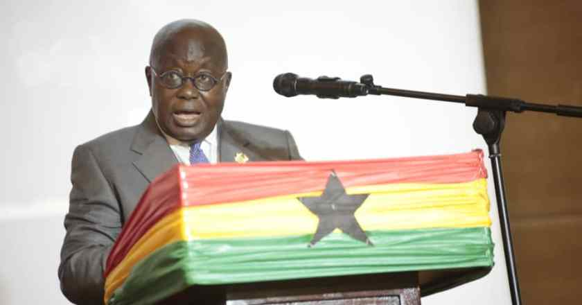 No labour strikes and agitations in four years- President Akufo-Addo