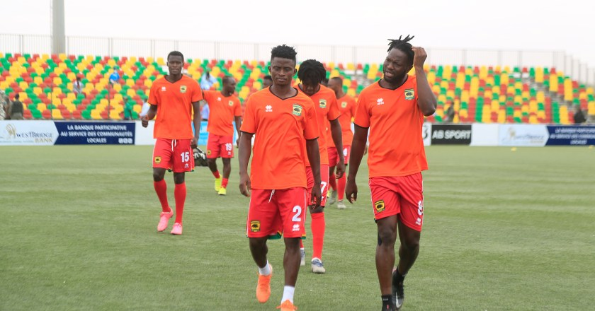 Tricky test for Kotoko, Ashgold …in CAF Champs League, Confed. Cup competitions