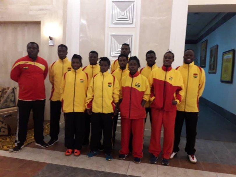 Ghana Badminton Association adopts new reforms