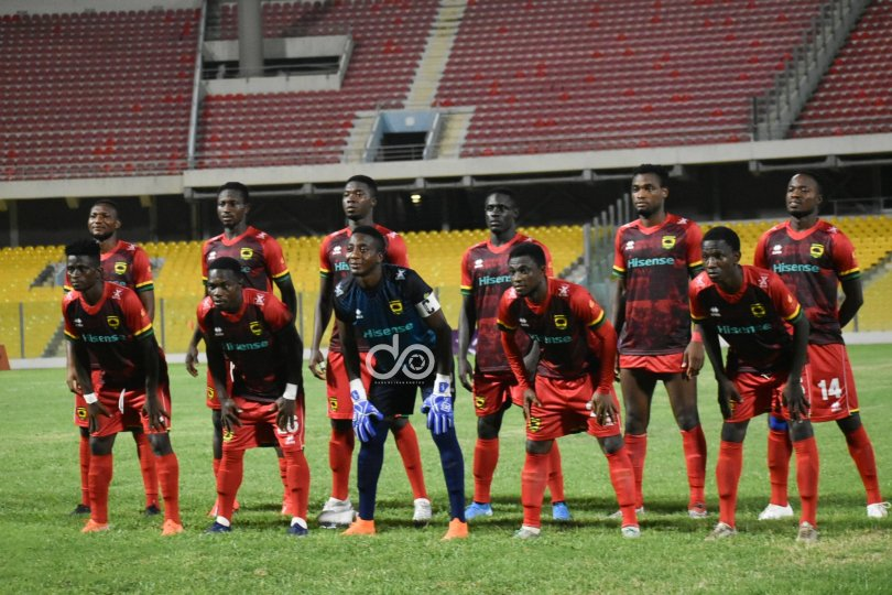 Asante Kotoko, Nouadhibou game called off