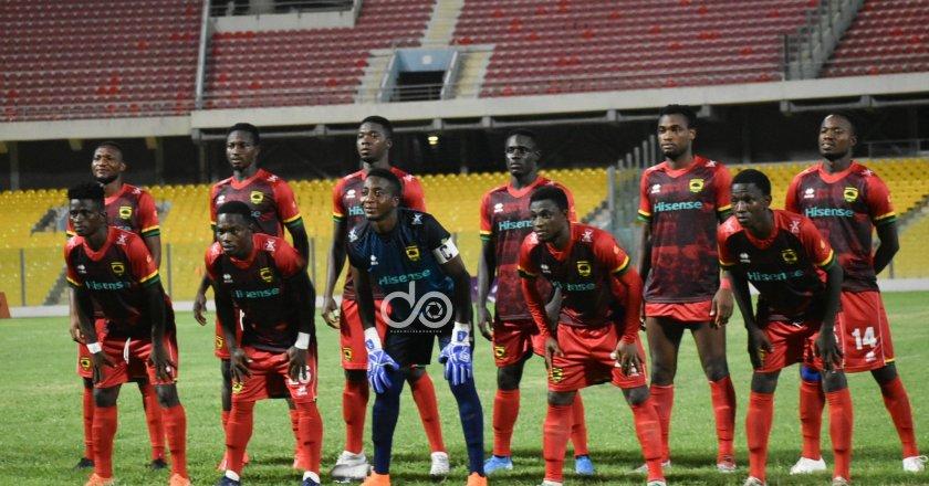 Asante Kotoko, to play FC Nouadhibou on Sunday
