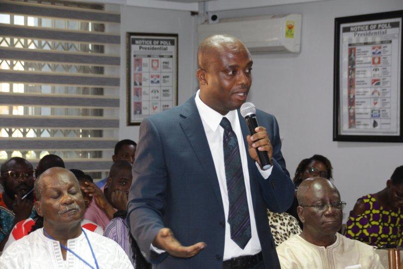NDC's Thomas Ampem Nyarko makes history in Asuogyaman