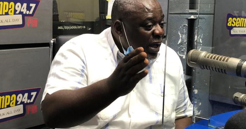 Don't plunge Ghana into anarchy, Anyidoho tells Mahama