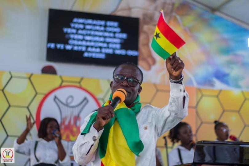 Thank God for Ghana's Peace—Bishop Owusu Ansah advises