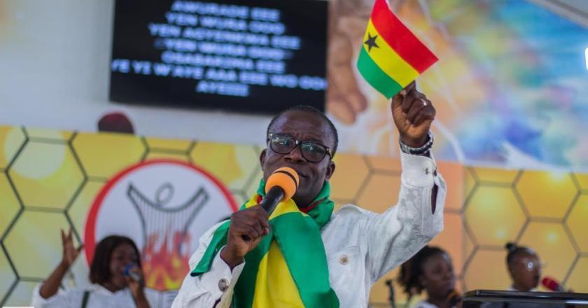Thank God for Ghana's Peace—Bishop Owusu Ansah advises