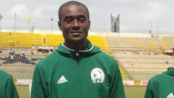 Ivorian referee Bienvenu Sinko to officiate Kotoko,Hilal game