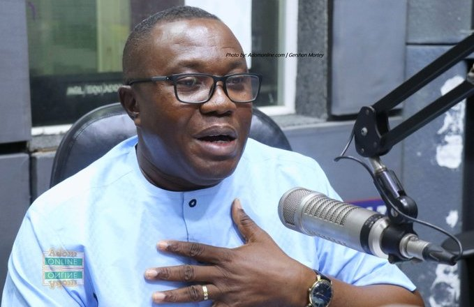 NDC National Chairman commends Party and Parliament