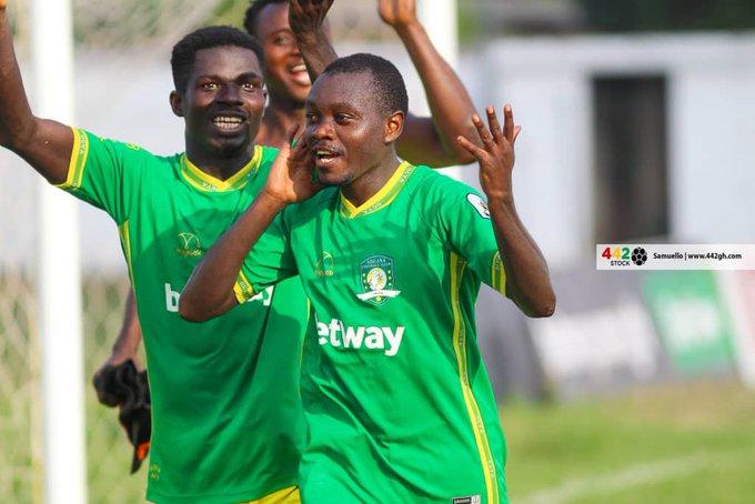 Bio strike helps Aduana to beat Kotoko in Accra