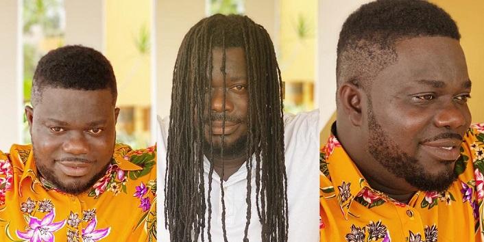 Obour shows off new look….cuts dreadlocks