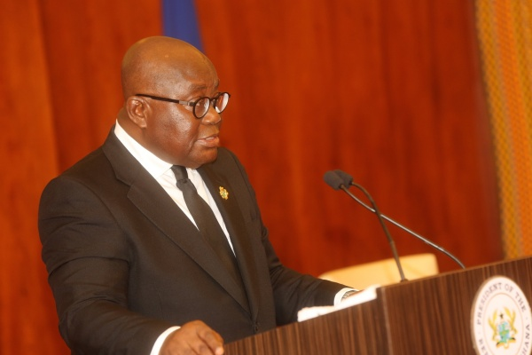 President Akufo-Addo's Speech At The 58th ECOWAS Ordinary Session