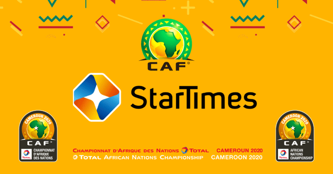 CAF and StarTimes announce an agreement to broadcast Total CHAN, Cameroon 2020 in Sub-Saharan Africa