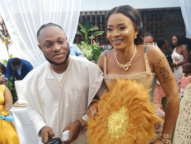 I'm not an opportunist for marrying a 'Sugar Mummy' – Keche Andrew