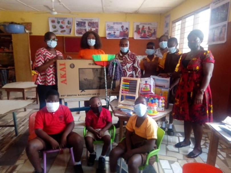 Special Mothers Project supports Madina Demonstration Special Unit