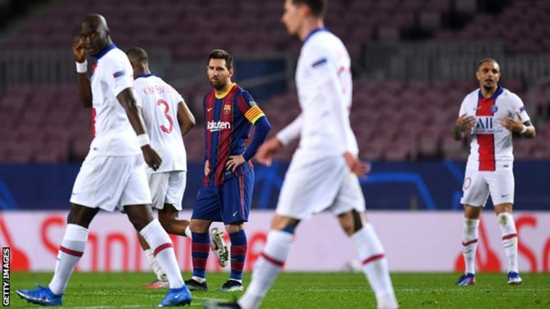 Lionel Messi: Manchester City distance themselves from move for Barcelona forward