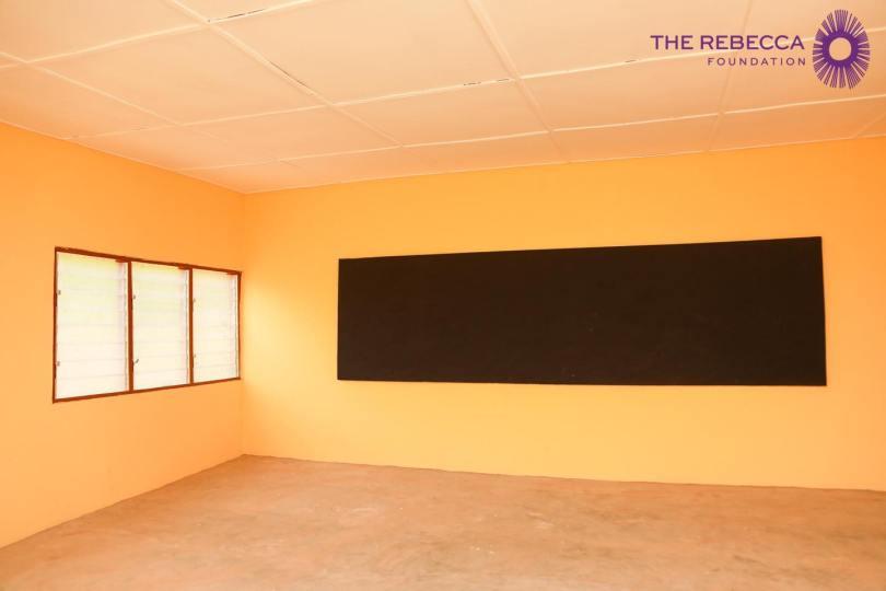 Adetim: Rebecca Foundation commissions Re-built school