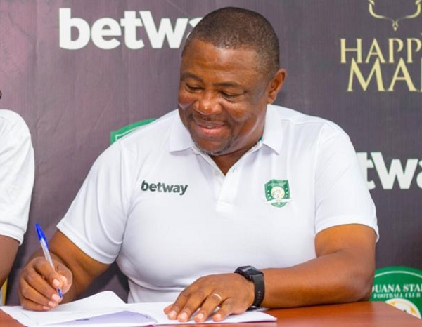 Paa Kwesi Fabin quits Aduana amid desperate last ditch moves to retain him