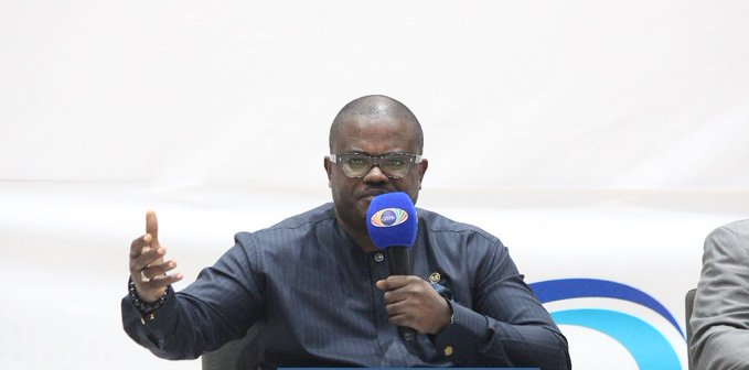 Adu Boahen : Akufo-Addo asks Deputy finance minister to act as his rep at Ministry
