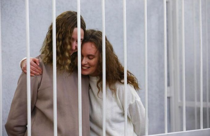 TV journalists face three years in prison for reporting on Belarus protests