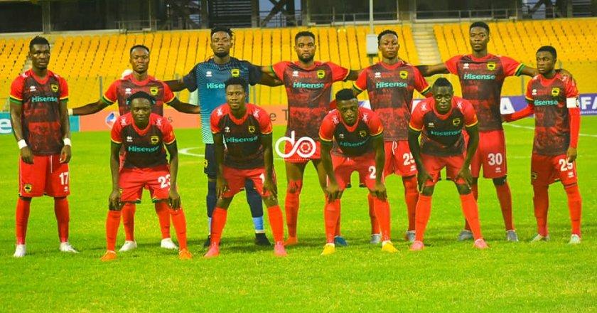 Asante Kotoko players excused from Black Stars duty