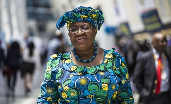 President Akufo-Addo Congratulates New WTO Boss, Dr. Ngozi Okonjo-Iweala