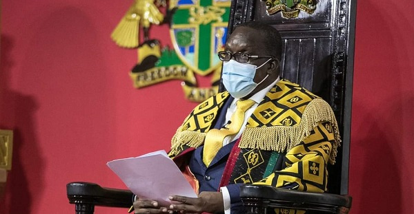 MPs must brace themselves for long sitting Hours -Speaker Bagbin