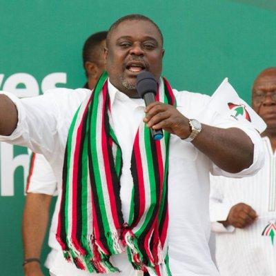 Koku Anyidoho: NDC suspends former Deputy General Secretary