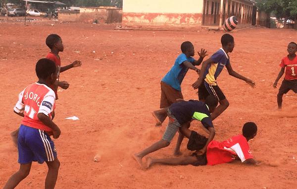 Tamale host Ghana Rugby's U-15 Boys 7s tournament