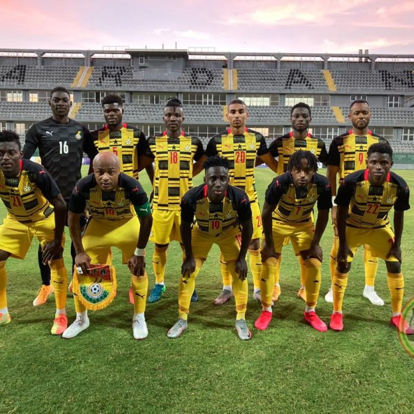 Black Stars to face Morocco and Ivory Coast