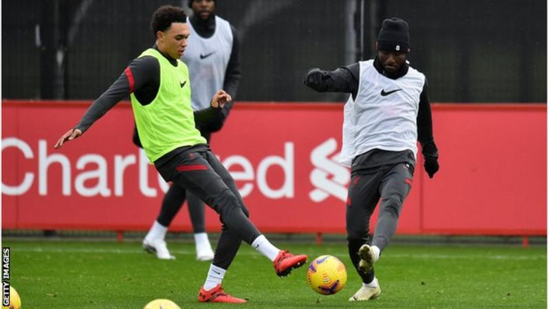 Social media abuse: Trent Alexander-Arnold and Naby Keita receive racist emojis on Instagram