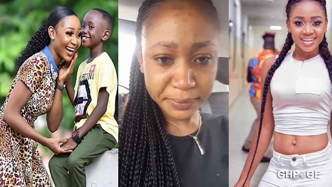 Rapper Sarkodie pleads for Akuapem Poloo