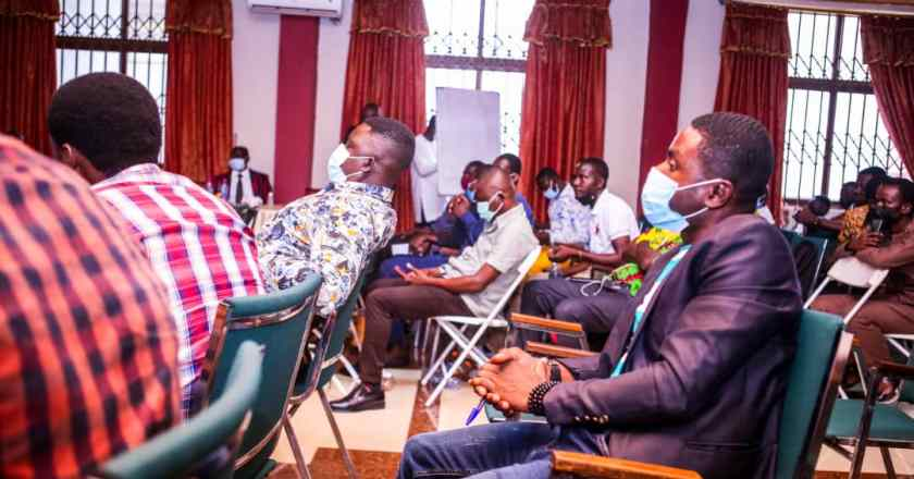 GFA/SWAG holds capacity building programme for Northern sector