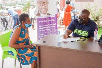 Bantama residents laud Asenso-Boakye for 'Community Clinic' initiative