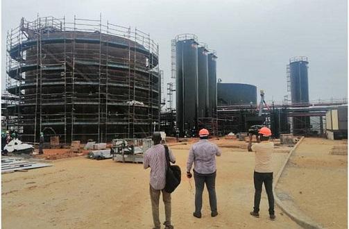 GOIL takes giant step into bitumen production
