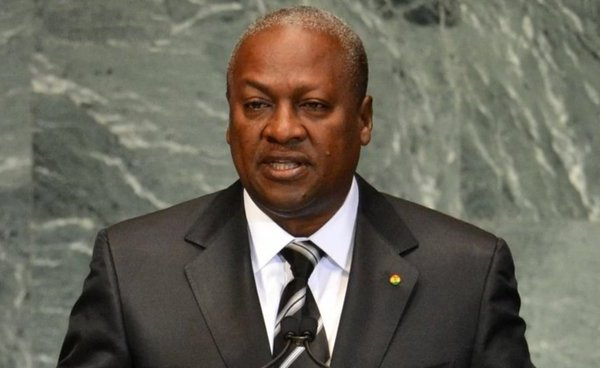 Somalia rejects John Mahama appointment as African Union envoy