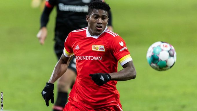 Taiwo Awoniyi: Liverpool's Nigerian striker granted work permit six years after signing