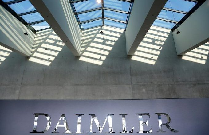 Daimler employees back to working full time after chip shortage